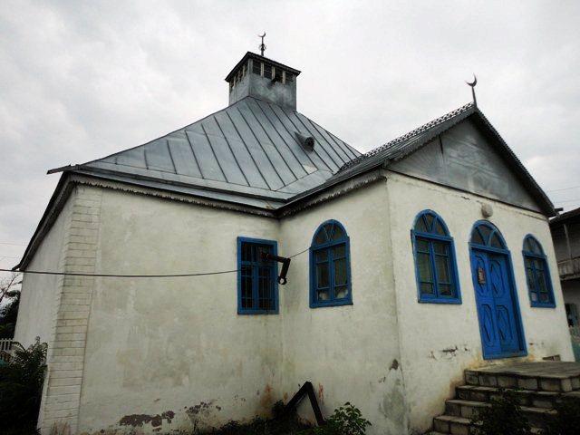 Alpan məsçidi, tarixi məsçid, islam, din, alpan.az