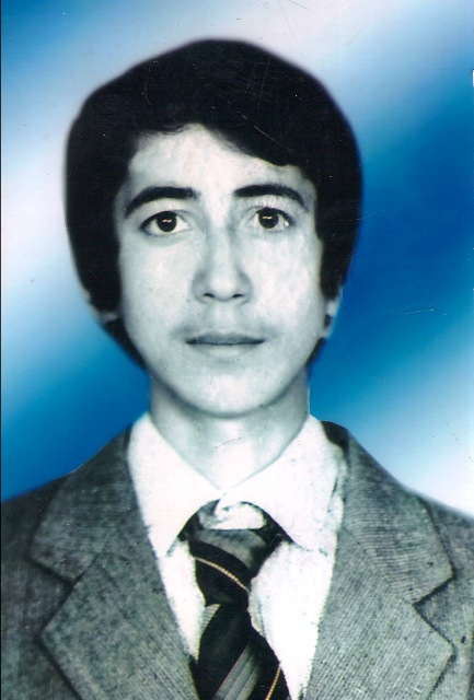 Ağarzayev Balaş Xanbaba oğlu