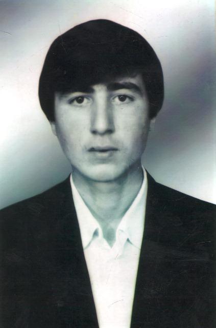 Ağarzayev Ürfan Gülməmməd oğlu