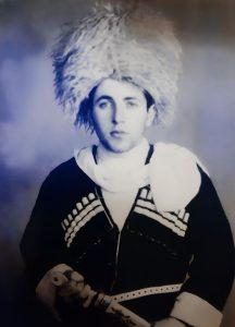 1987. Manglisi. Gürcüstan. Sovet Ordusu Silahlı Qüvvələri Həftə sonu