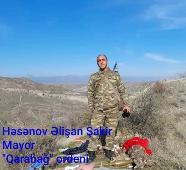 Həsənov Əlişan Şakir