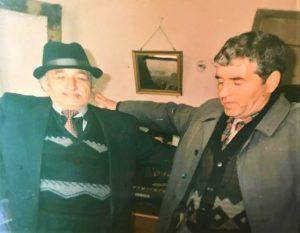 Ağagülov Etibar müəllim və Balayev Malik müəllim