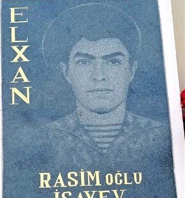 İsayev Elxan Rasim