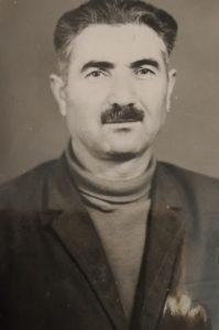 Baləmi kişi Fərhadov